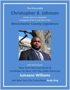 Christopher Johnson LD-16 RE-Election Kickoff @ Code Red