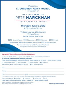 Pete Harckham Event @ Vintage Lounge and Resturant