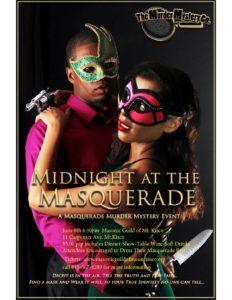 Mount Kisco Midnight at the Masquerade @ Masonic Guild of Mount Kisco