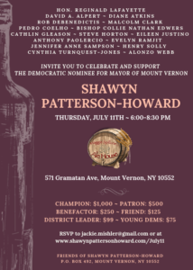 Shawyn Patterson-Howard For Mayor