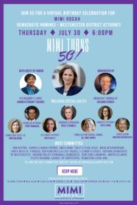 Mimi Rocah's 50th Virtual Birthday Celebration