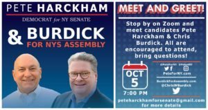 Harckham/Burdick Meet-and-Greet
