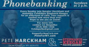 Harckham-Keegan Phone Bank