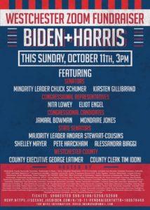 ALL-WESTCHESTER Biden+Harris Fundraiser