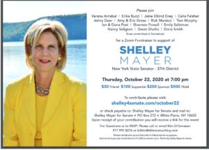 Shelley Mayer Fundraiser